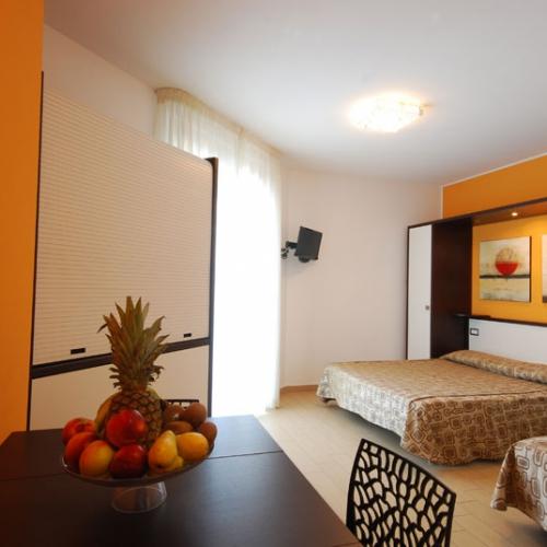 Appartamento Monolocale 3 posti letto